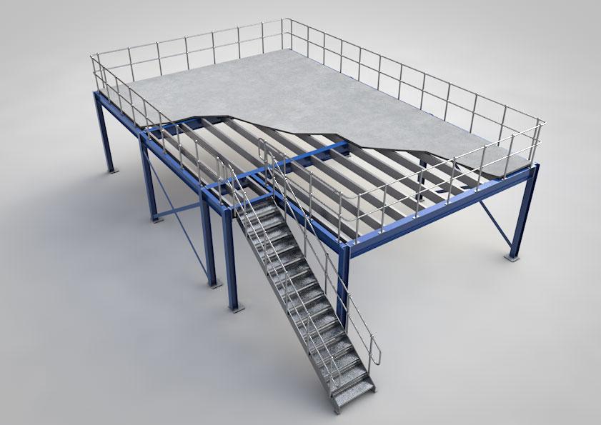 MetMezz | Construction Metal Forming